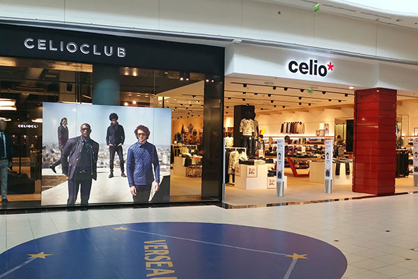 celio Plaza norte